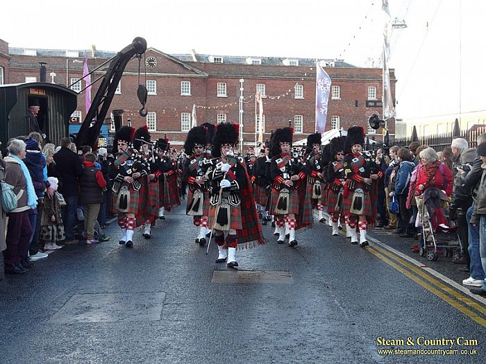 The Rose and Thistle Pipe and Drum Band